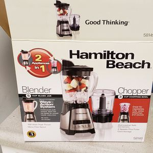 Hamilton beach blender for Sale in Reston, VA