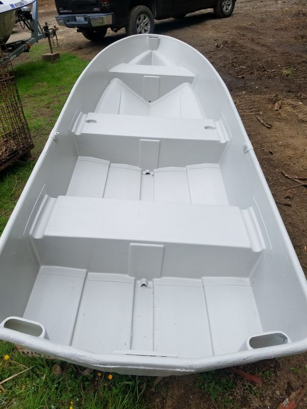 12 Ft Fiberglass Boat Sears Gamefisher For Sale In