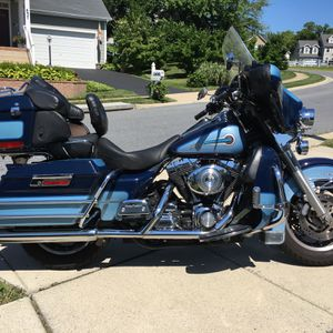 2001 Harley Davidson Ultra Classic FLHTCUI for Sale in College Park, MD