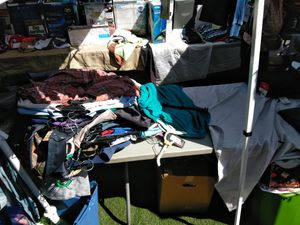Big sale on clothes and kitchen appliances for Sale in Los Angeles, CA