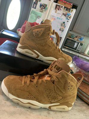 Nike Jordan 6 wheat for Sale in Seven Hills, OH