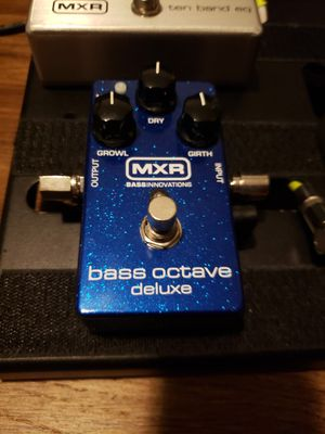 MXR Bass Octave Deluxe for Sale in Port Richey, FL