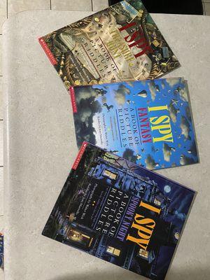 I SPY Books for Sale in Battle Creek, MI