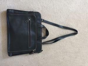 Black laptop messenger bag for Sale in Atlanta, GA