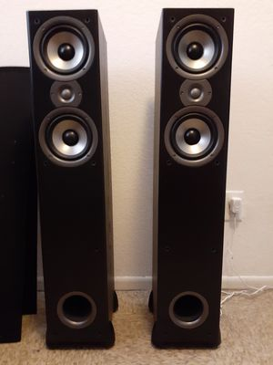 Polk audio theater speakers for Sale in Mesa, AZ