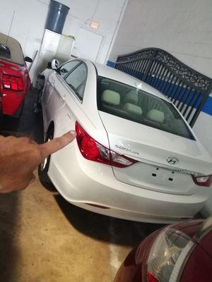 2013 Hyundai sonata parts 2011-2014 for Sale in Miami, FL