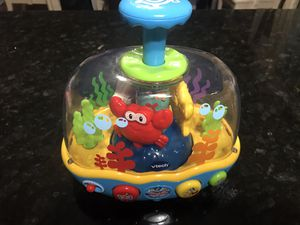 Vetch learn and spin aquarium for Sale in Lockport, IL