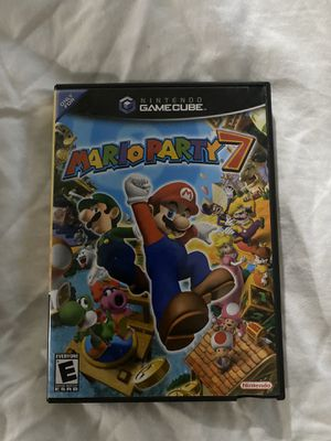 Mario party 7 for GameCube for Sale in Vancouver, WA