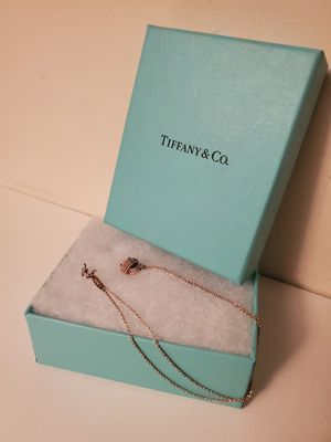 Tiffany Knot Necklace for Sale in FAIRMOUNT HGT, MD