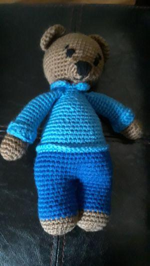 Crochet bear for Sale in Gresham, OR