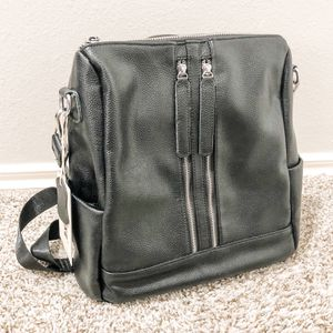 NWT Genuine Leather Backpack Purse for Sale in Edmond, OK