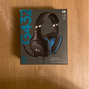 Logitech G432 Gaming Headset for Sale in Glendale, CA
