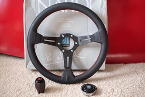 Nardi Steering wheel and Shift Knob for Sale in Centreville, VA