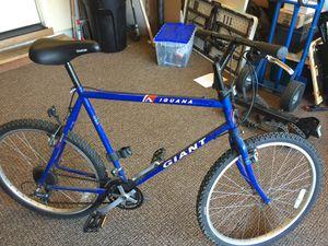 Giant Iquana Mountain bike for Sale in Ridgefield, WA