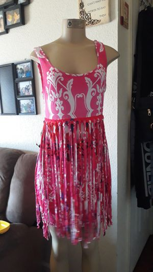 Bebe NEW cute summer dress with fringes for Sale in Manteca, CA