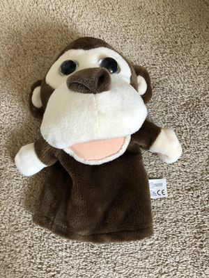 Monkey hand puppet for Sale in San Diego, CA