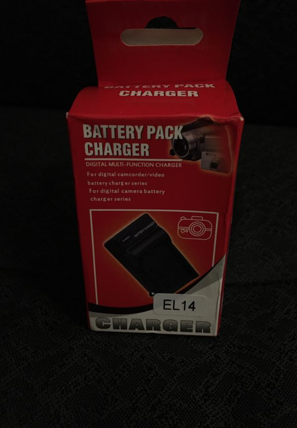 Battery pack charger/El 14