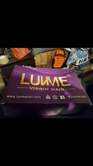Luv me - virgin hair wig for Sale in Compton, CA