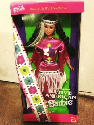 Native American collectors Barbie Doll for Sale in Salt Lake City, UT