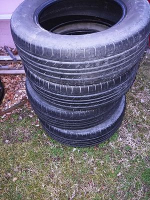 Set of 215/65/16 tires for Sale in Tulsa, OK