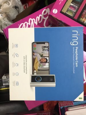 Ring doorbell camera for Sale in Portland, OR