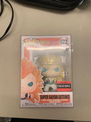 Super Saiyan gotenks ss3 aaa anime exclusive Funko pop dragon ball z for Sale in Anaheim, CA