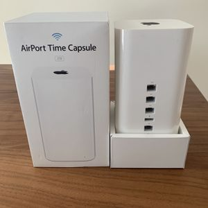 Apple Airport Time Capsule (Wireless Router + 2TB Network Storage) for Sale in San Clemente, CA