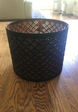 Dark Brown Ikea Lamp Shade for Sale in Sandy, UT