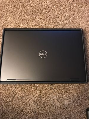 Dell XPS 13 2-in-1 Touchscreen Laptop Black (i7-7Y75, 8GB RAM, 256GB SSD) for Sale in Kirkland, WA