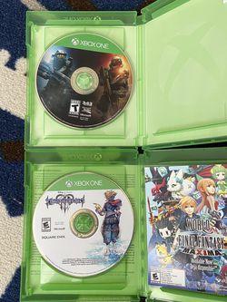Halo 5 And Kingdom Hearts 3 Xbox One for Sale in Palo Alto,  CA
