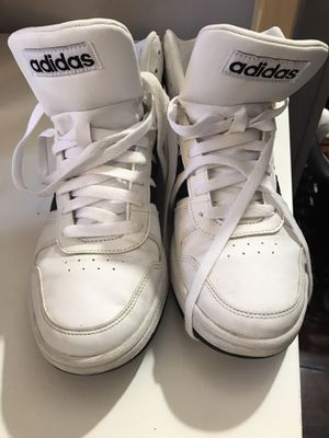 Men's adidas high top shoes size 7 for Sale in Whittier, CA
