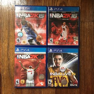PS4 Playstation 4 Games for Sale in New York, NY