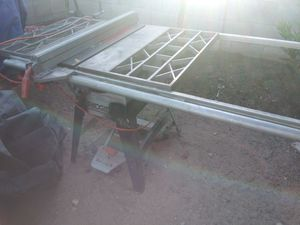 RIGID Table Saw for Sale in Glendale, AZ