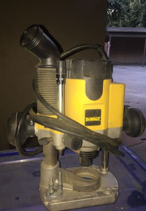 2 Horse Power Variable Speed Plunge Router for Sale in Visalia, CA