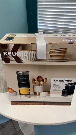 Keurig mini k plus for Sale in Deerfield Beach, FL