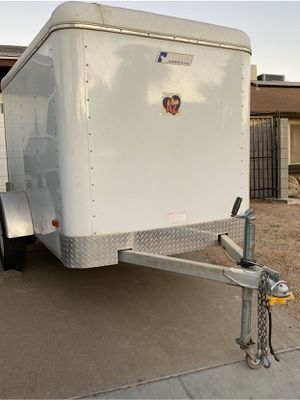 Pace in closed utility trailer $1600 o.b.o for Sale in Chandler, AZ
