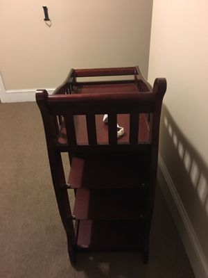 Changing table with crib for Sale in Hartford, CT