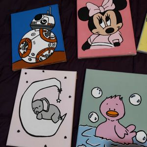 Handmade Paintings for Sale in Kissimmee, FL