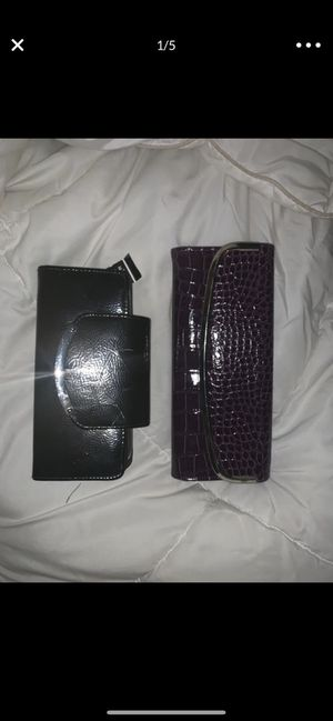 Brand New wallets 5.00 each or take both for 8.00 for Sale in Colton, CA