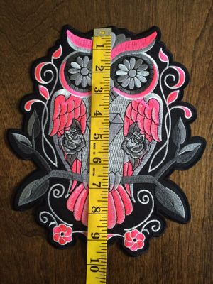 Women's motorcycle vest back patch for Sale in Fort Campbell, KY