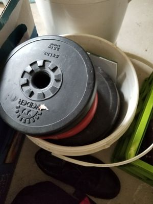 Weights for Sale in Davenport, IA
