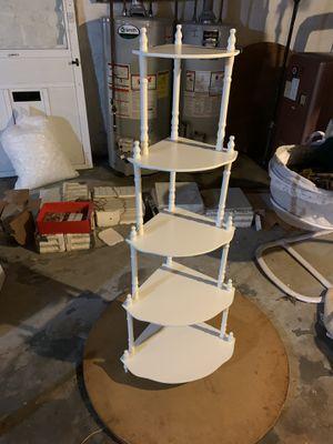 5 tier corner shelf for Sale in Philadelphia, PA