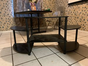 Black Tv Stand for Sale in Fresno, CA