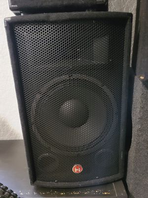 "Harbinger M120 120-Watt 4-Channel Compact Portable PA with 12"" Speakers ... for Sale in Miami, FL"