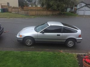 1988 Honda CRX low miles very clean for Sale in Federal Way, WA