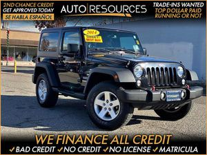 2014 Jeep Wrangler for Sale in Merced, CA
