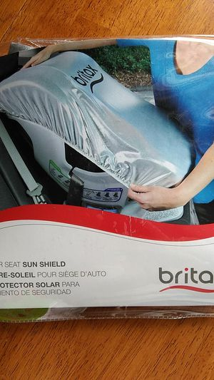 Car seat sun shield for Sale in Madison, WI
