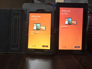 Kindle Fire 5 and 6 for Sale in Edgewood, WA