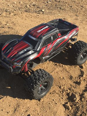 Traxxas X-Maxx 8S RC Truck for Sale in Wrightwood, CA