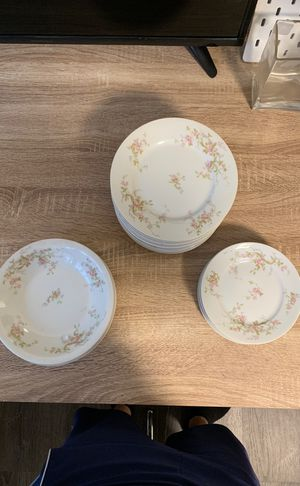 Theodore Haviland Limoges china plates and bowls for Sale in Seattle, WA